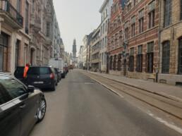Autostaanplaatsen te koop in centrum Antwerpen