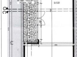 Commercieel gelijkvloers / kantoor met 2 gevels op toplocatie