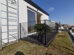 Volledig nieuw gerenoveerde duplex met 2 dakterrassen met prachtig uitzicht over Antwerpen Zuid