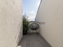Ruim, luxueus penthouse met 3 terrassen op toplocatie