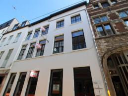 Volledig gerenoveerd commercieel glv in centrum Antwerpen
