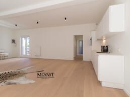 Volledig nieuw gerenoveerd appartement met 2 slaapkamers en terras